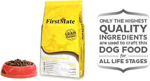 First Mate Cage Free Chicken Meal & Oats Formula