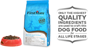 First Mate Wild Pacific Caught Fish & Oats Formula