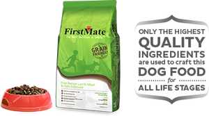 First Mate Lamb & Oats Formula