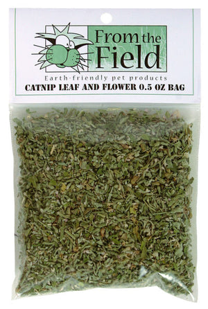 Catnip Leaf & Flower 0.5 OZ Bag