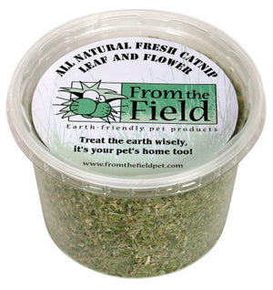 Catnip Leaf & Flower 2 OZ Tub