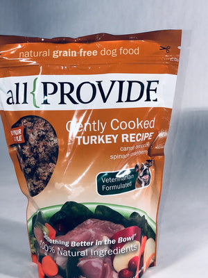 All Provide Gently Cooked Turkey Crumble - 2lbs