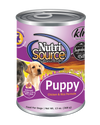 Nutrisource Chicken & Rice Puppy 13 oz