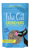 Tiki Pet Crunchers Cat Treats - Tuna Flavor