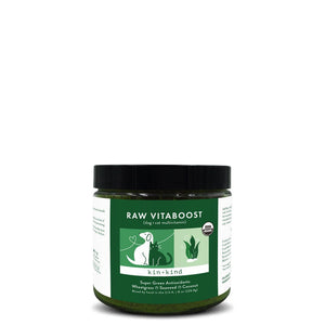 Kin+Kind RAW VITABOOST (Multivitamin for Dogs and Cats)