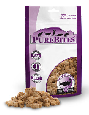 PureBites Freeze Dried Whitefish Cat Treats .39 oz