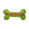 Cycle Dog Duraplush Pride Bone Dog Toy