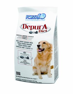 FORZA10 DepuraA Dog Food 6lbs