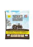 Tuckers Chicken-Pumpkin Frozen Raw Dog Food