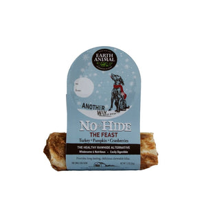 Earth Animal Holiday Feast No-Hide® Wholesome Chews