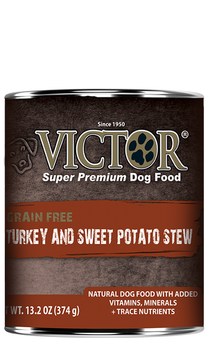 Victor Grain Free Turkey and Sweet Potato Stew