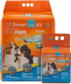 WizSmart SUPER Dog Pad (14pk)