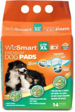 WizSmart XL Dog Pad (14pk)