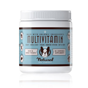 Multivitamin 10oz (90 chews)