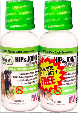 Liquid-Vet Canine Hip & Joint Advanced 8oz