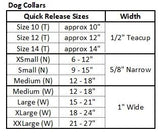 Tropical Reef Dog Collars & Leashes