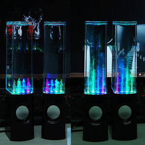 LED Dancing Water Speakers - Trendyy Studio