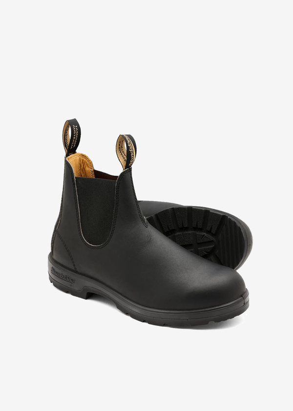 Blundstone 558 Leather - Lined Voltan Black