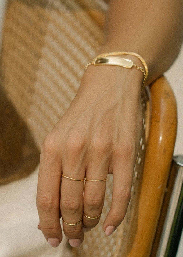 Stacking Ring | Gold
