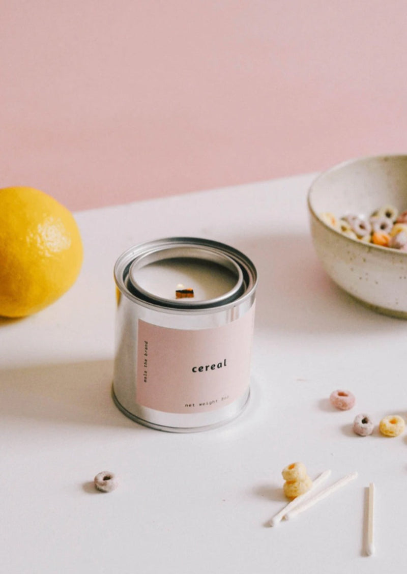 Mala the Brand Cereal Candle