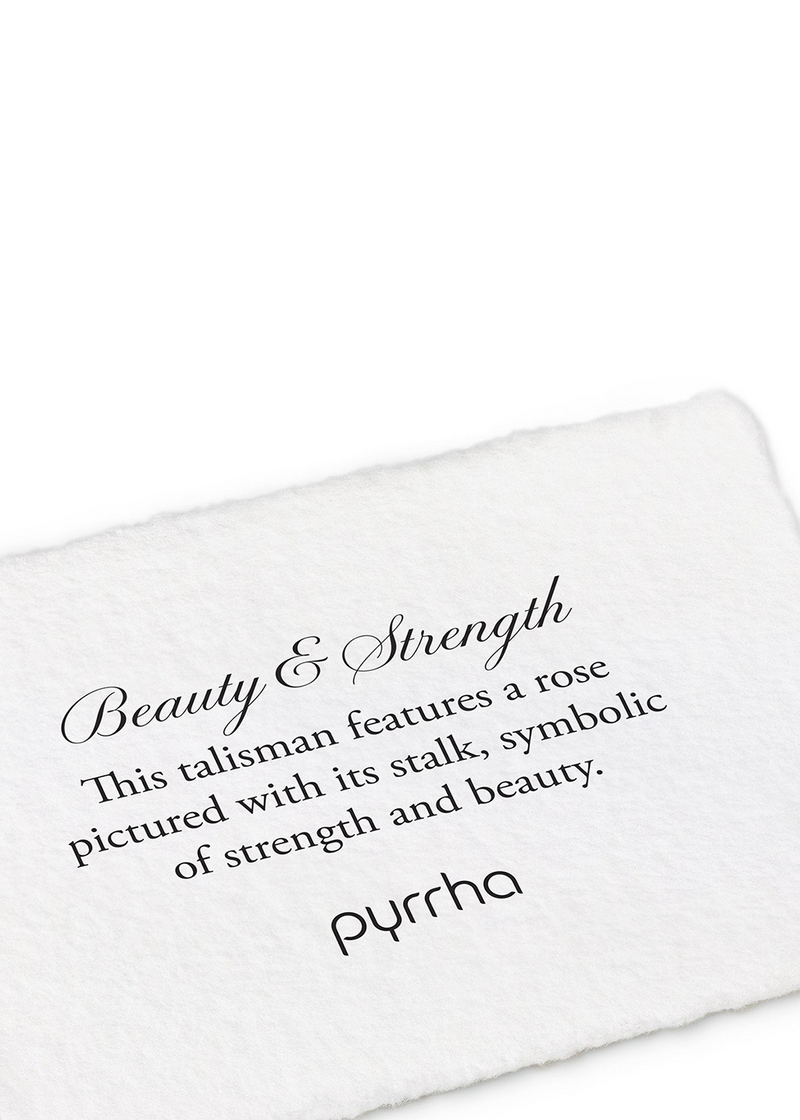 Beauty & Strength | Silver