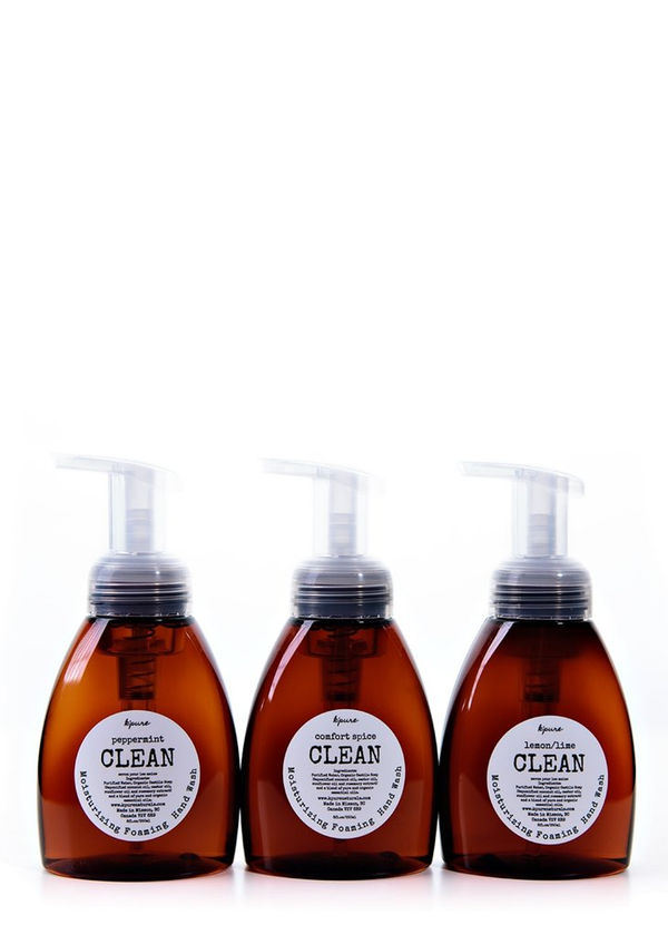 CLEAN Moisturizing Foaming Hand Soap