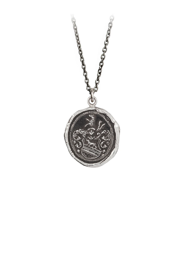 Pyrrha Heart of the Wolf Talisman