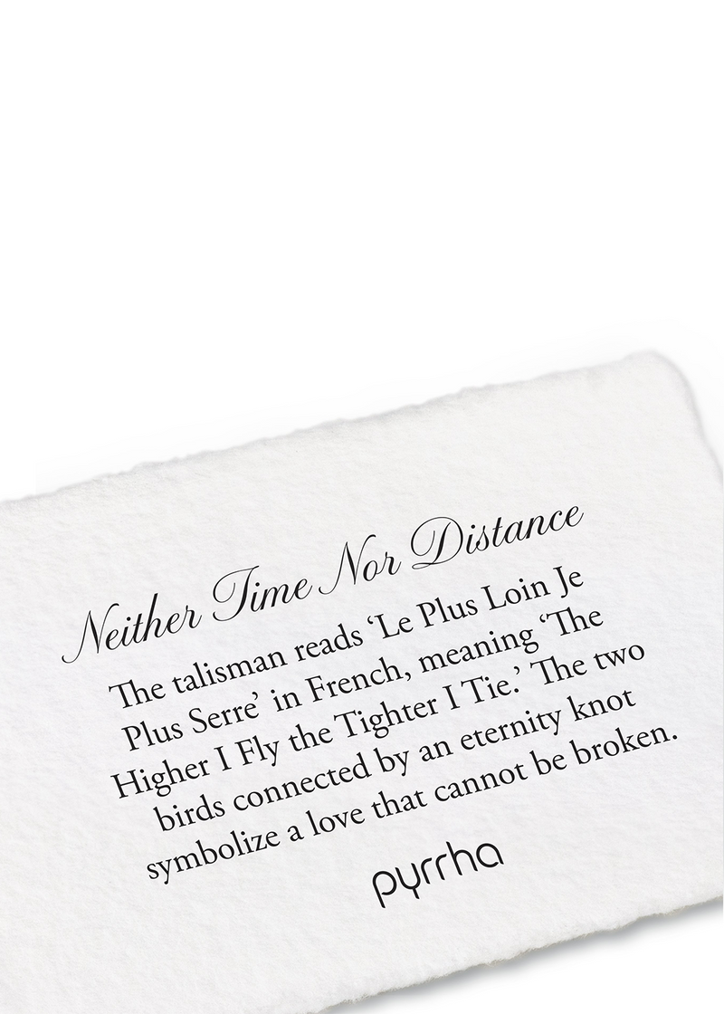 Neither Time Nor Distance