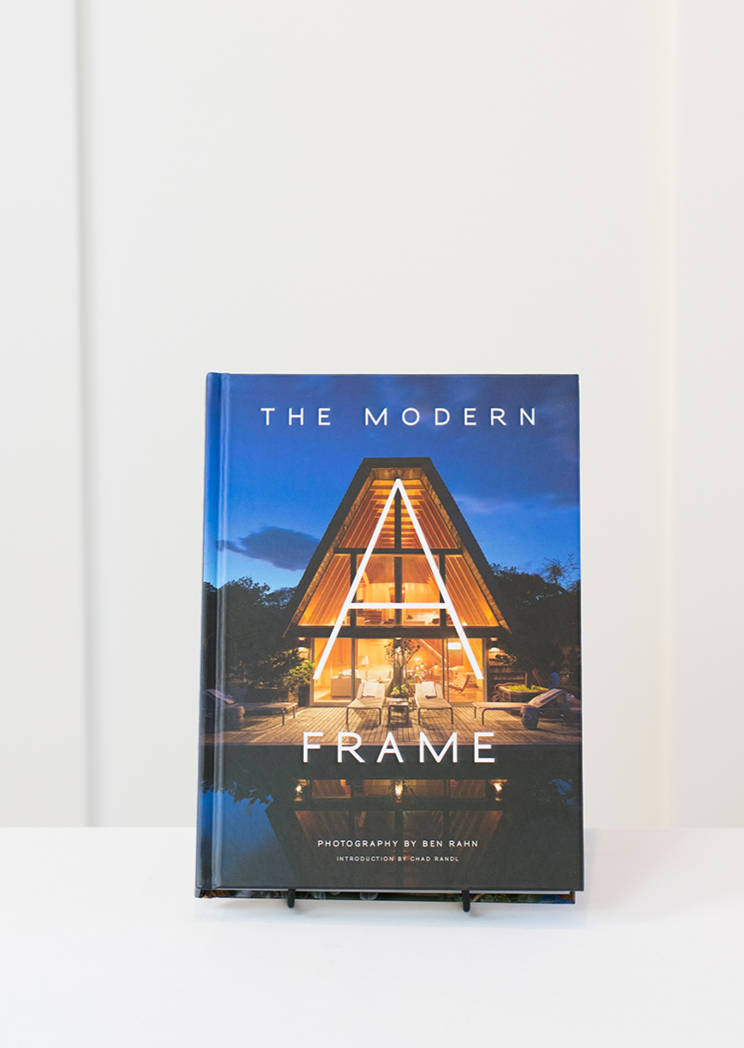 The Modern A-Frame by Ben Rahn