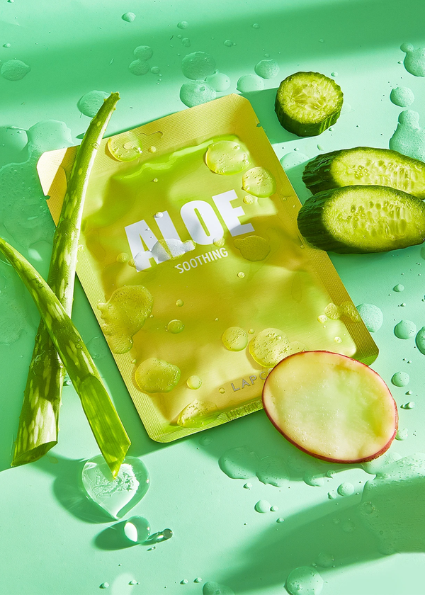 LAPCOS Aloe Soothing Sheet Mask