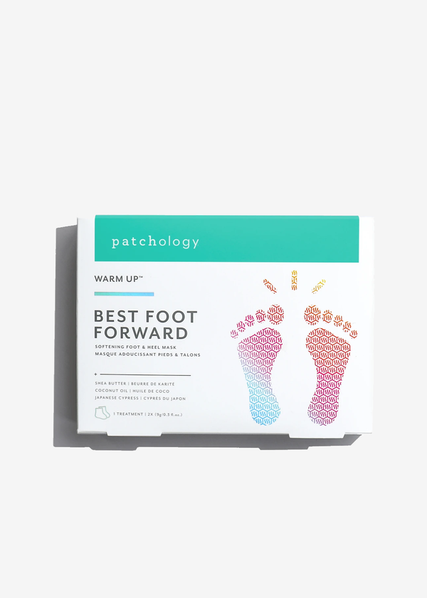 Patchology Best Foot Forward Foot Mask