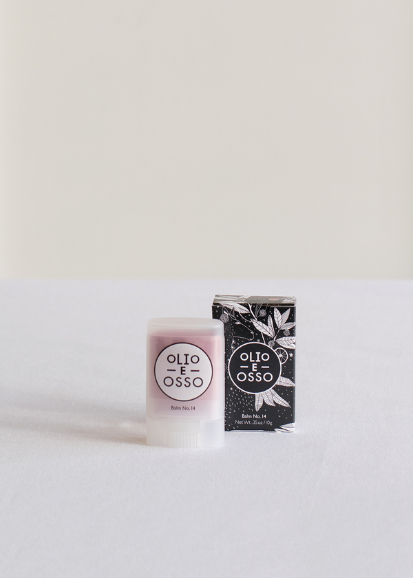 Olio E Esso Balm - No.14 Dusty Rose