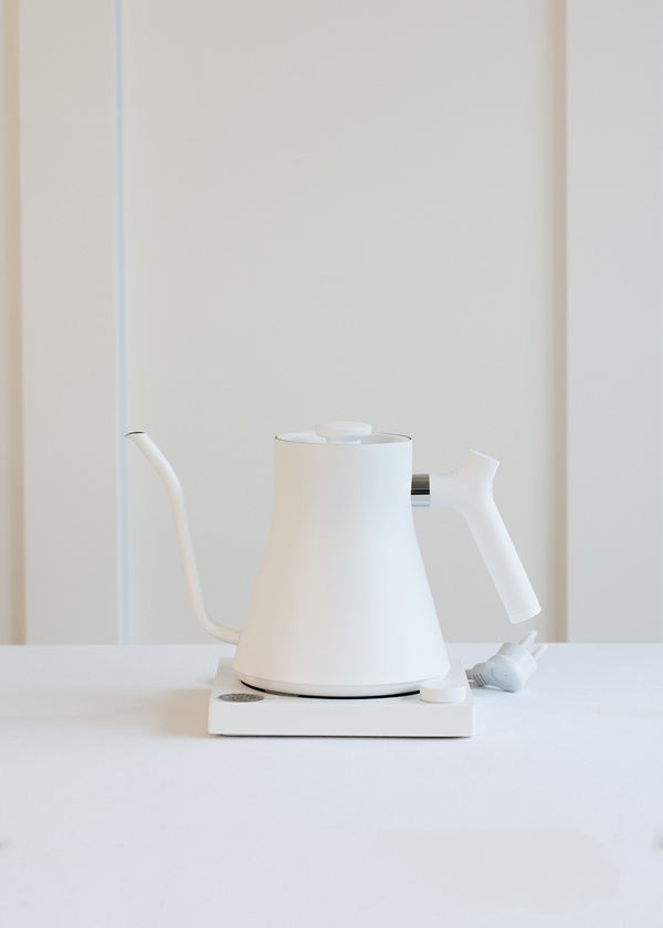 Fellow Stagg EKG Electric Pour Over Kettle White
