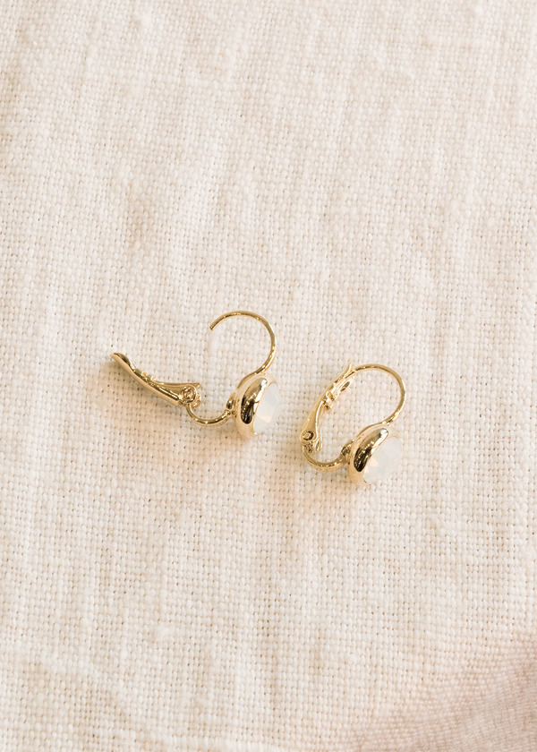 Bella & Wren Design Swarovski Fish Clip Earring