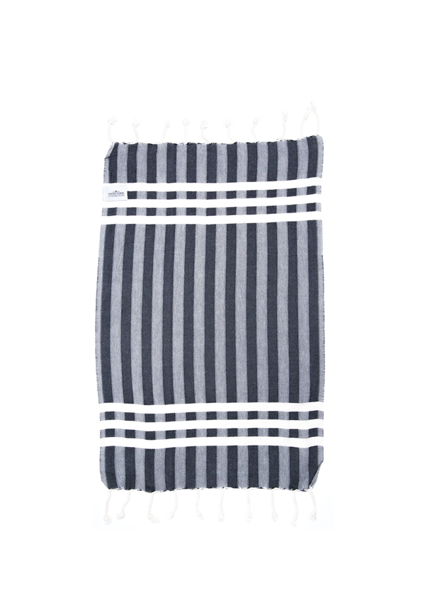 Tofino Towel The Galley Kitchen Towel (2 pack) Black
