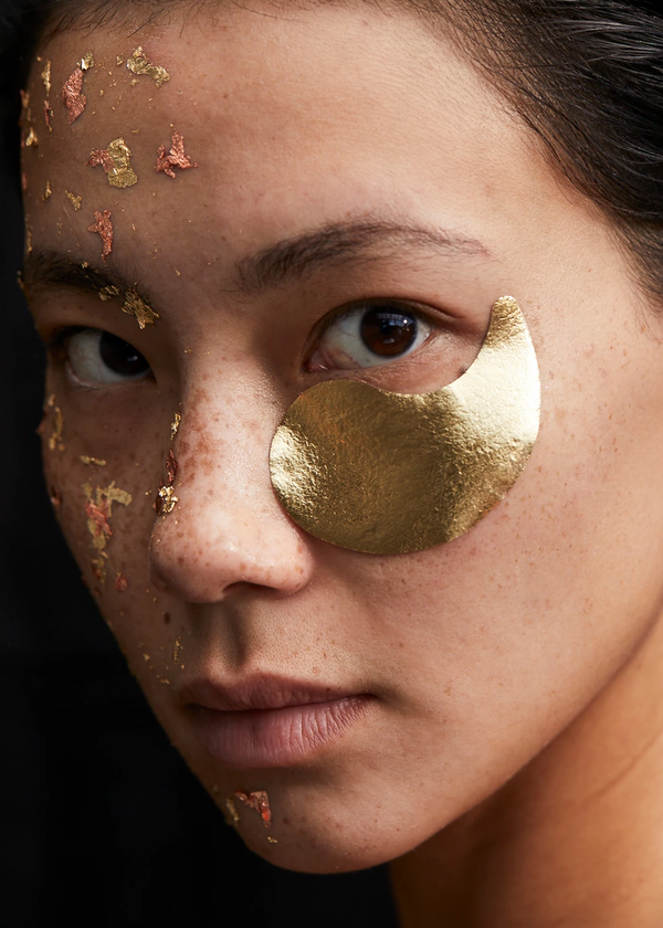 Lapcos 24K Gold Foil Eye Mask