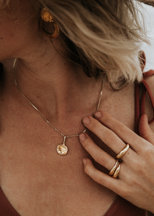 Rauw Golden Hour Necklace