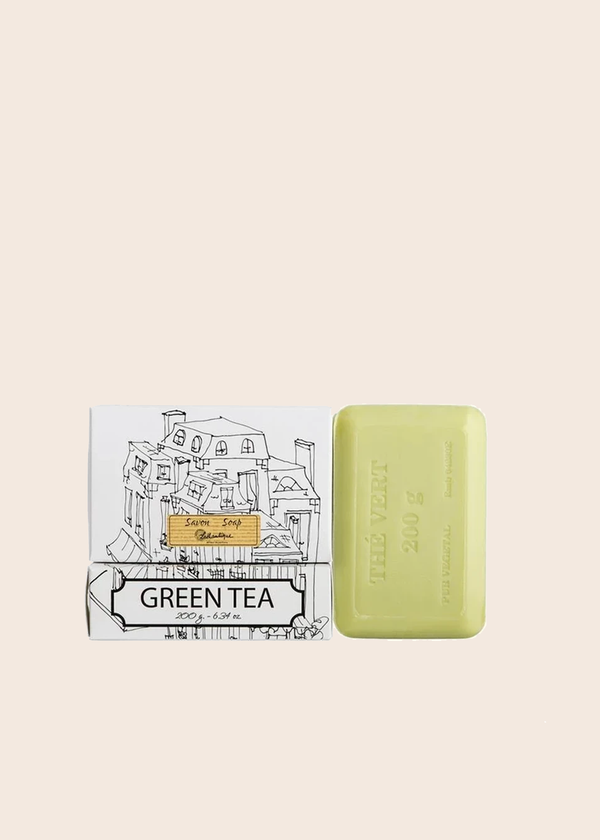 Lothantique Green Tea Soap