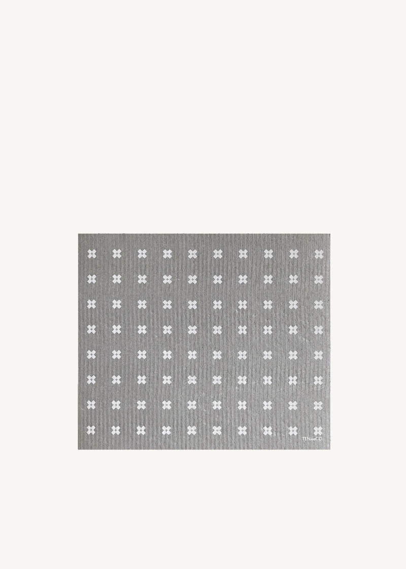 Ten & Co. Large Tiny X + Sponge Cloth Mat