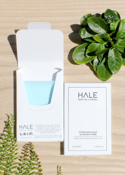 Hale Soap Paper Hand Soap - Sea Breeze