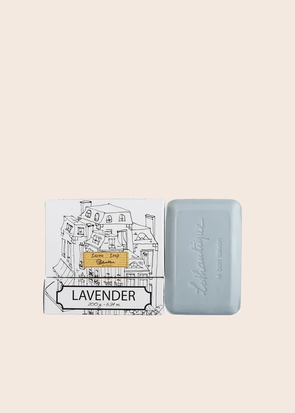 Lothantique Lavender Bar Soap