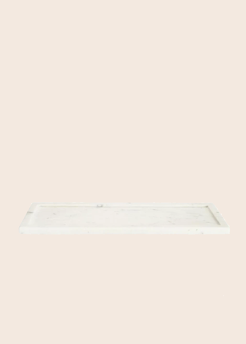Lothantique Belle de Provence Long Marble Display Tray