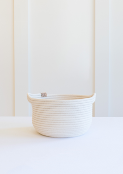 Medium Basin Basket w/ Handles