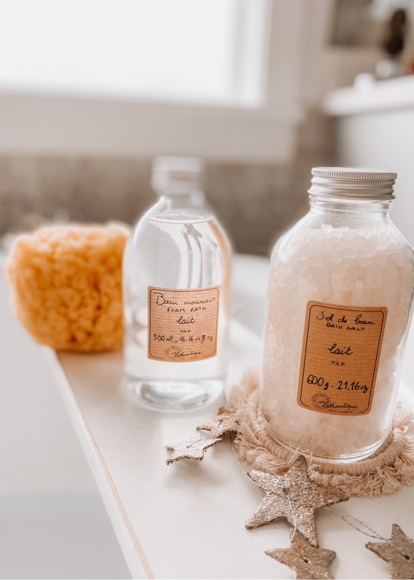 Lothantique Milk Bath Salts