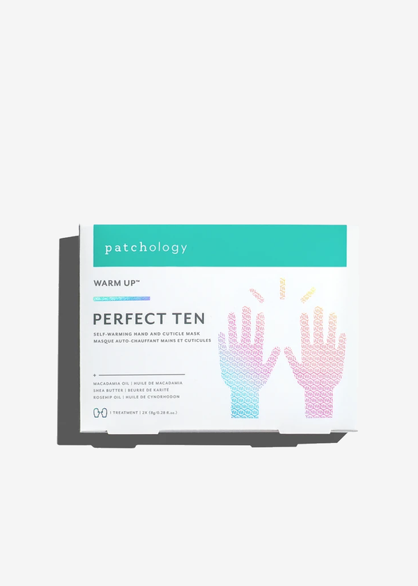 Patchology Perfect Ten Self-Warming Hand Mask