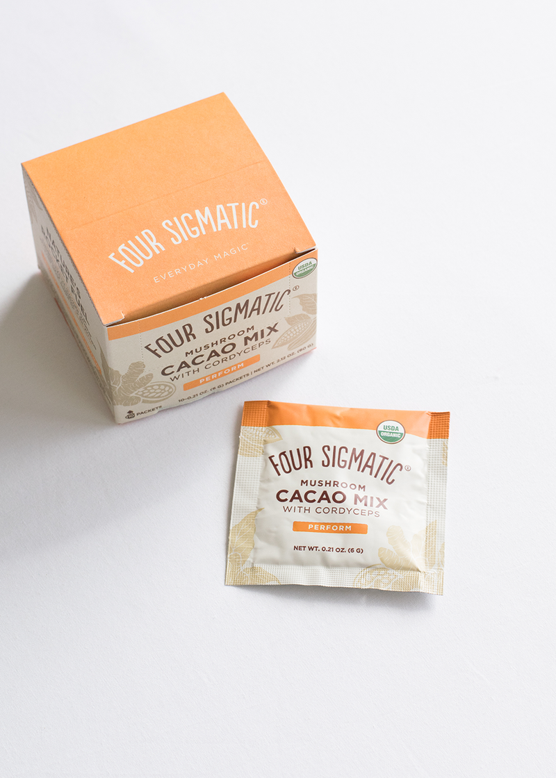 Four Sigmatic Perform - Mushroom Cacao w. Cordyceps