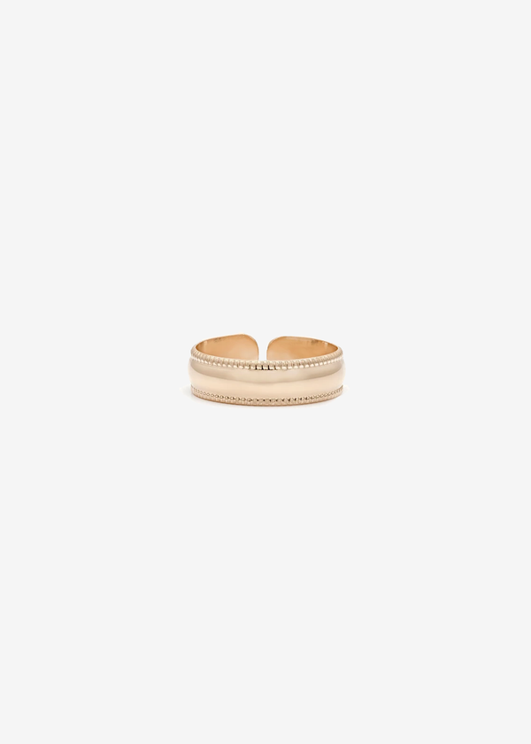 Leah Alexandra Reign Ring | Gold Filled