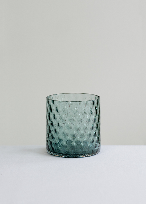 Deco Collection Drinking Glass | Seafoam