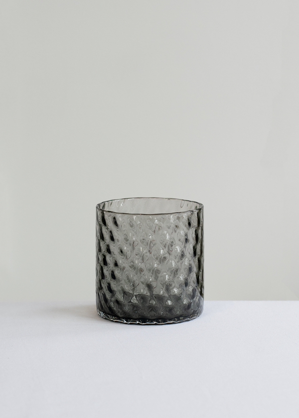 Deco Collection Drinking Glass | Smoke