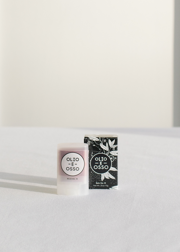 Olio E Esso Balm - No. 10 Tea Rose